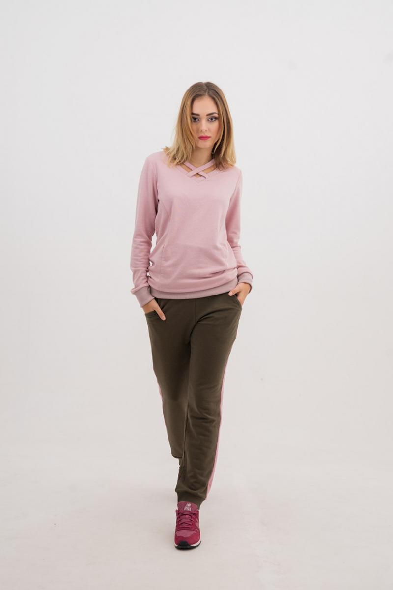 df614a665821 Прогулочные брюки-бойфренды премиум класса для беременных и после хаки