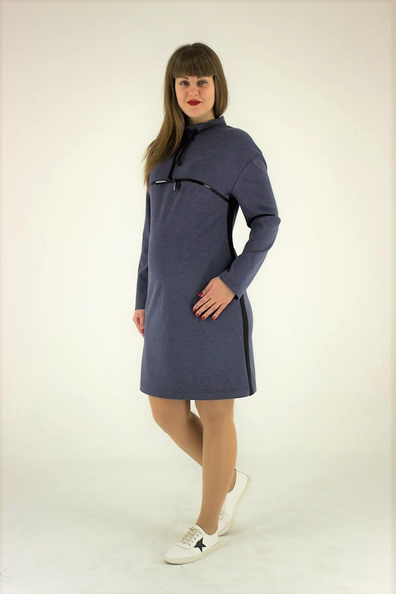 56c88ac7950 Спортивное платье для беременных и кормящих в стиле oversize Джорджия